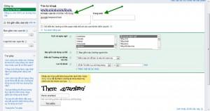Description: google keyword tool đánh tư khoá hoặc điền địa chỉ trang web