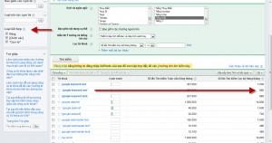 Description: google keyword tool loại kết hợp rộng chính xác cụm từ