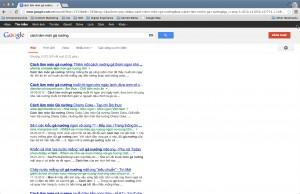 cach lam mon ga nuong on google vietnam