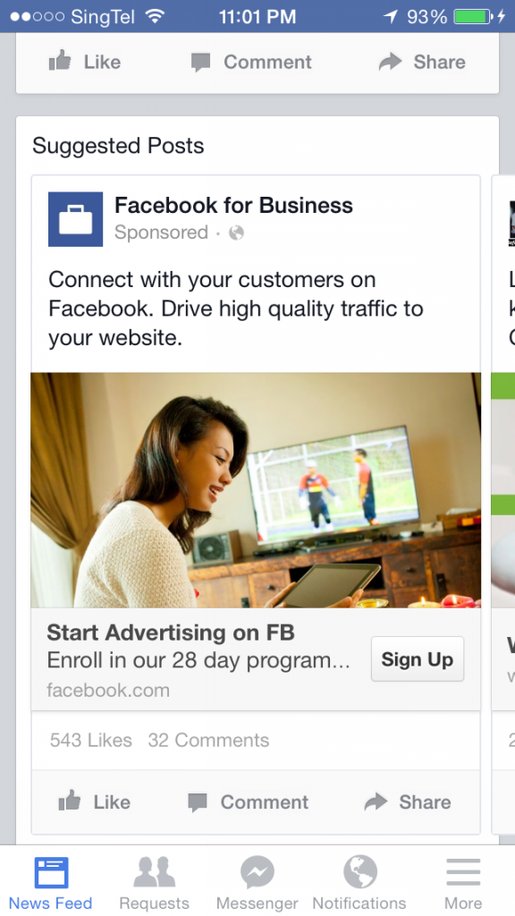 how to change what ads you see on facebook