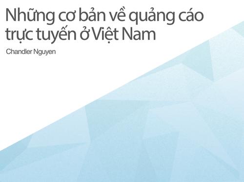 Những cơ bản về quảng cáo trực tuyến ở Việt Nam