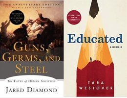 two recommended books for spring 2019 v2