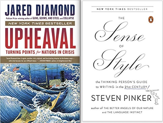 Upheaval-Jared-diamond-and-the-Sense-of-Style-Steven-Pinker-1