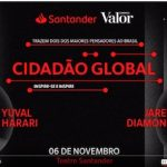 Yuval Noah Harari and Jared Diamond in conversation brazil nov 2019